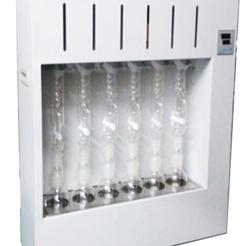 上海溶剂回收脂肪测定仪 索氏提取器