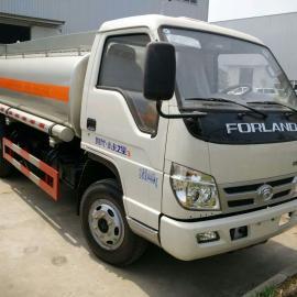 楚胜牌5吨加油车/5吨加油罐车厂家现车销售