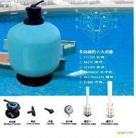 游泳池过滤系统 环保型重力设备