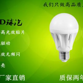 LED球泡灯生产厂家LED求球泡厂家佛山旷宇照明