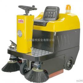 仓库驾驶式扫地车 威德尔电动驾驶式洗地机室外厂区清扫地面