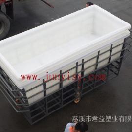 装片碱塑料方形箱 长度2.8米方形箱价格
