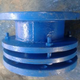 压盖式松套限位伸缩器/裕洋SSNB-3型伸缩接头