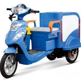 天津环卫快速分类保洁车优盛美绿色佳人