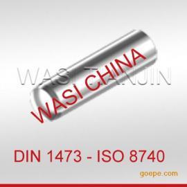 供应倒角槽销-全长平行沟槽DIN1473