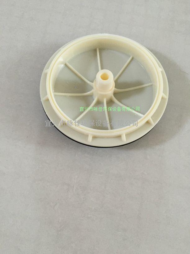 BZQ球冠型微孔曝气器