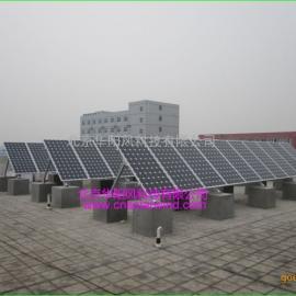 北京家分布式家用屋顶型发电系统 太阳能并网1.5KW