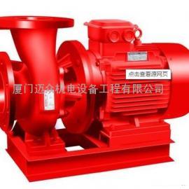 龙岩消防泵 3CF认证