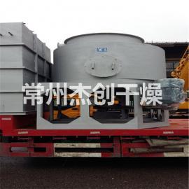 闪蒸干燥机氯化钙烘干机快速旋转闪蒸气流干燥厂家常州杰创干燥