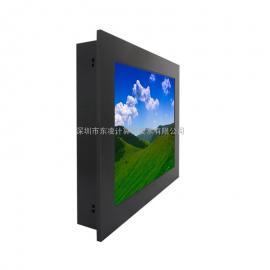 17寸全封闭IP65防水防尘平板电脑/工业平板