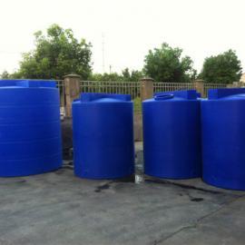 1500L圆形加药箱 环保塑料加药桶 聚乙烯计量罐