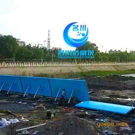 MC名川液压活动坝的系统功能和系统构建