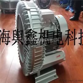 铝合金高压鼓风机 5.5KW吸料高压鼓风机