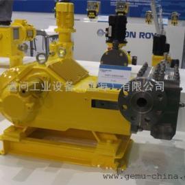 米顿罗Poweroyal Triplex A系列高压往复泵