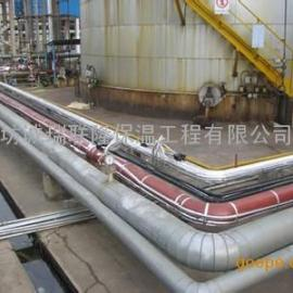 铁皮保温防腐施工资质 消防管道橡塑海绵保温工程施工