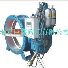 HD7X41X蓄能器式液控缓闭止回蝶阀