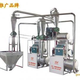 销量多的小型面粉机械 瑞祥小麦面粉机研磨优质面粉