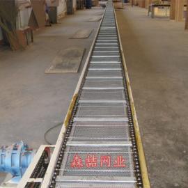 森��SZ-01高质量金属耐高温输送带 耐酸碱性输送带 淋水不锈钢网�