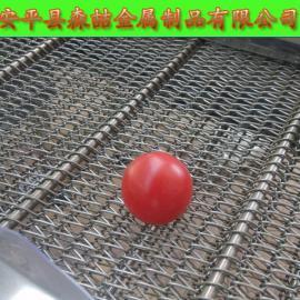 森��SZ-01金属网带厂家 面制食品烘焙机 饼干生产线 链板网带
