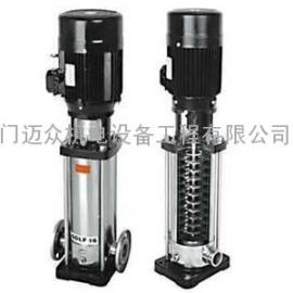 CDL/CDLF立式多级不锈钢离心泵