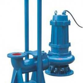 WQ(QW)无堵塞潜水排污泵