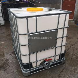 北京1000LIBC吨桶1T防静电减水剂包装桶洗车备水箱