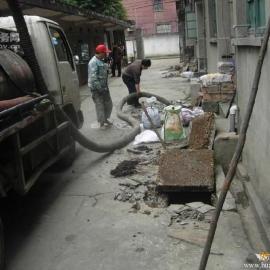 武汉东西湖王店化粪池清理 污水池清理 清抽隔油池 管道疏通