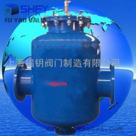 GCQ自洁式排气水过滤器-供暖GCQ自洁式排气水过滤器