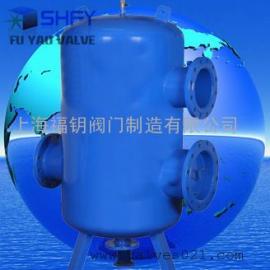 GCQ-I型自洁式排气水过滤器-定时GCQ-I型自洁式排气水过滤器