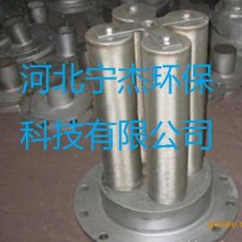 单筒式充压放散过滤器