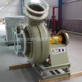 山东化工厂专用防腐离心风机 玻璃钢风机 FRP离心风机