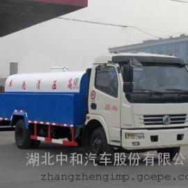 东风多利卡5吨清洗吸污车