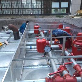 安徽滁州地埋箱泵一体化HHDXBF-108-54-47-I