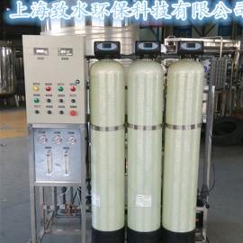 杭州电镀生产线用纯水设备ZSQA-H1000L
