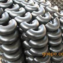 现货供应 碳钢弯头 90°冲压弯头 厚壁弯头 图纸加工定做