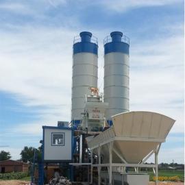 HZS75型混凝土��拌站�Y��特�c