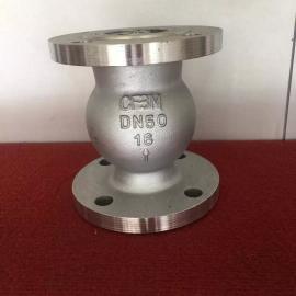 H42H-64C、H42H-100C高压立式止回阀