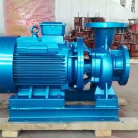管道泵ISW65-200,卧式泵