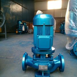管道泵ISG100-160,立式管道泵