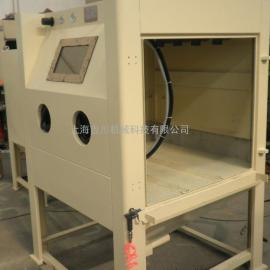 上海环保喷砂机专业制造厂家