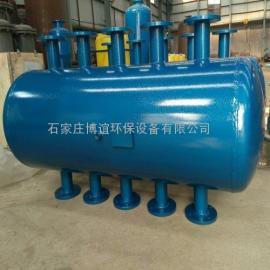 锅炉分集水器选型