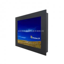 19寸定制型工业平板电脑 多串口多功能触摸一体机
