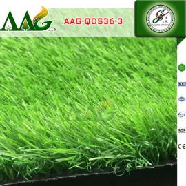 人造草坪-楼顶阳台绿化人造草皮QDS36-3