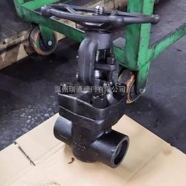 Z61H-800LB承插焊锻钢闸阀