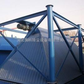 LFEF型高温玻纤烘干机玻纤布袋式除尘器