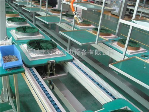 宁夏工装板组装线