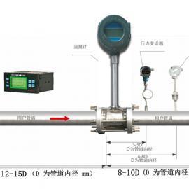 汽锅沸点流量计选型方法