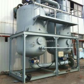 颗粒活性炭吸附回收溶剂油装置
