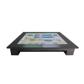 19寸WIN7/XP系统工业电脑触控一体机支持RFID