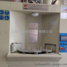 发热盘自动喷砂机专业生产厂家